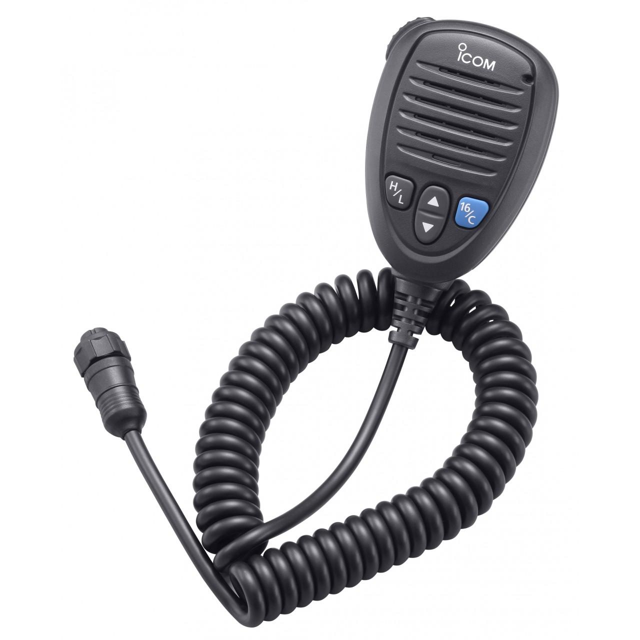 HM-205RB Microphones - ICOM