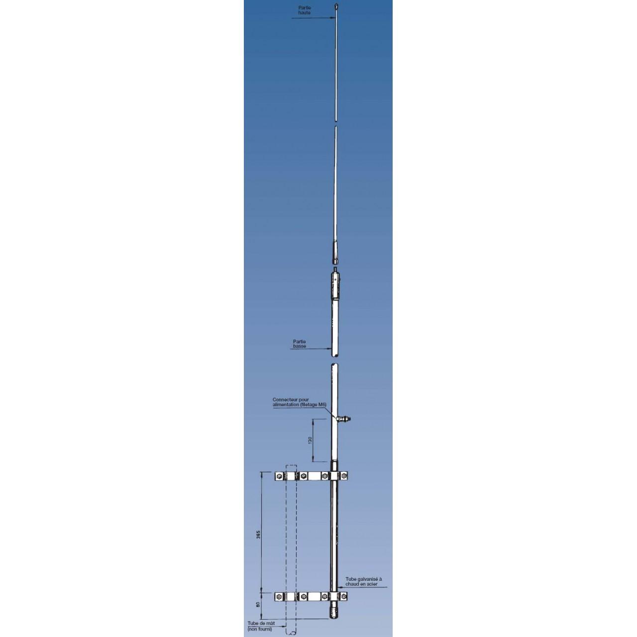 AH-HF5000 Antennas - ICOM
