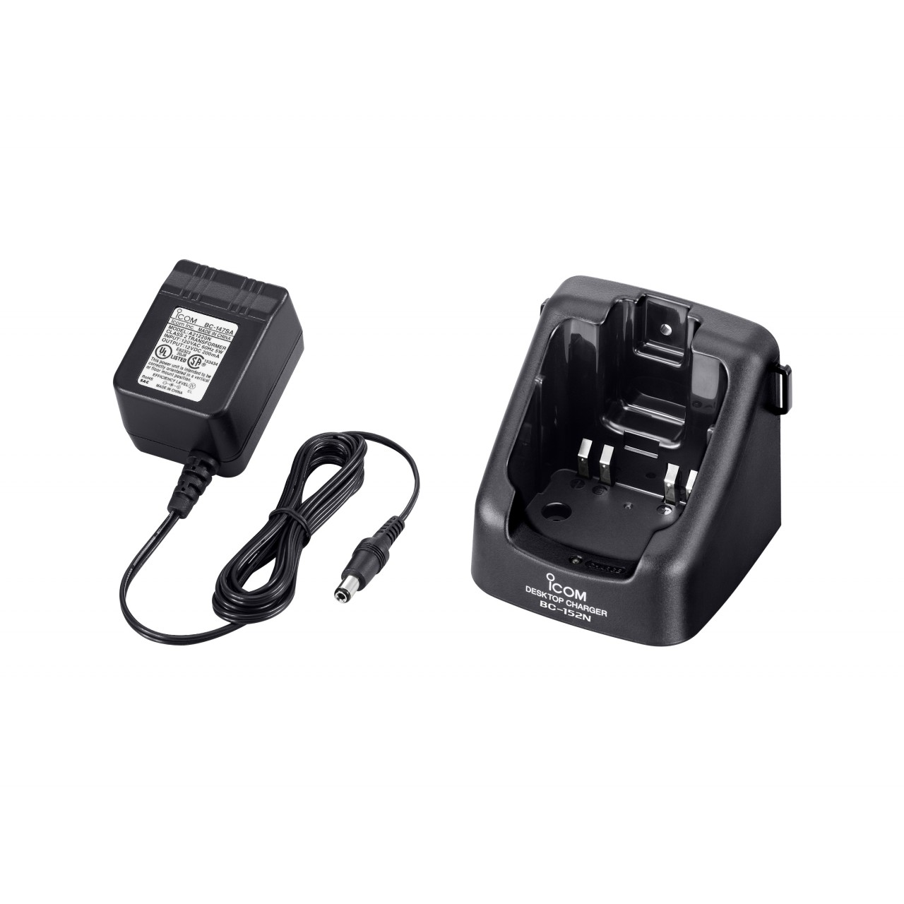 BC-152N Chargers and alimentations - ICOM