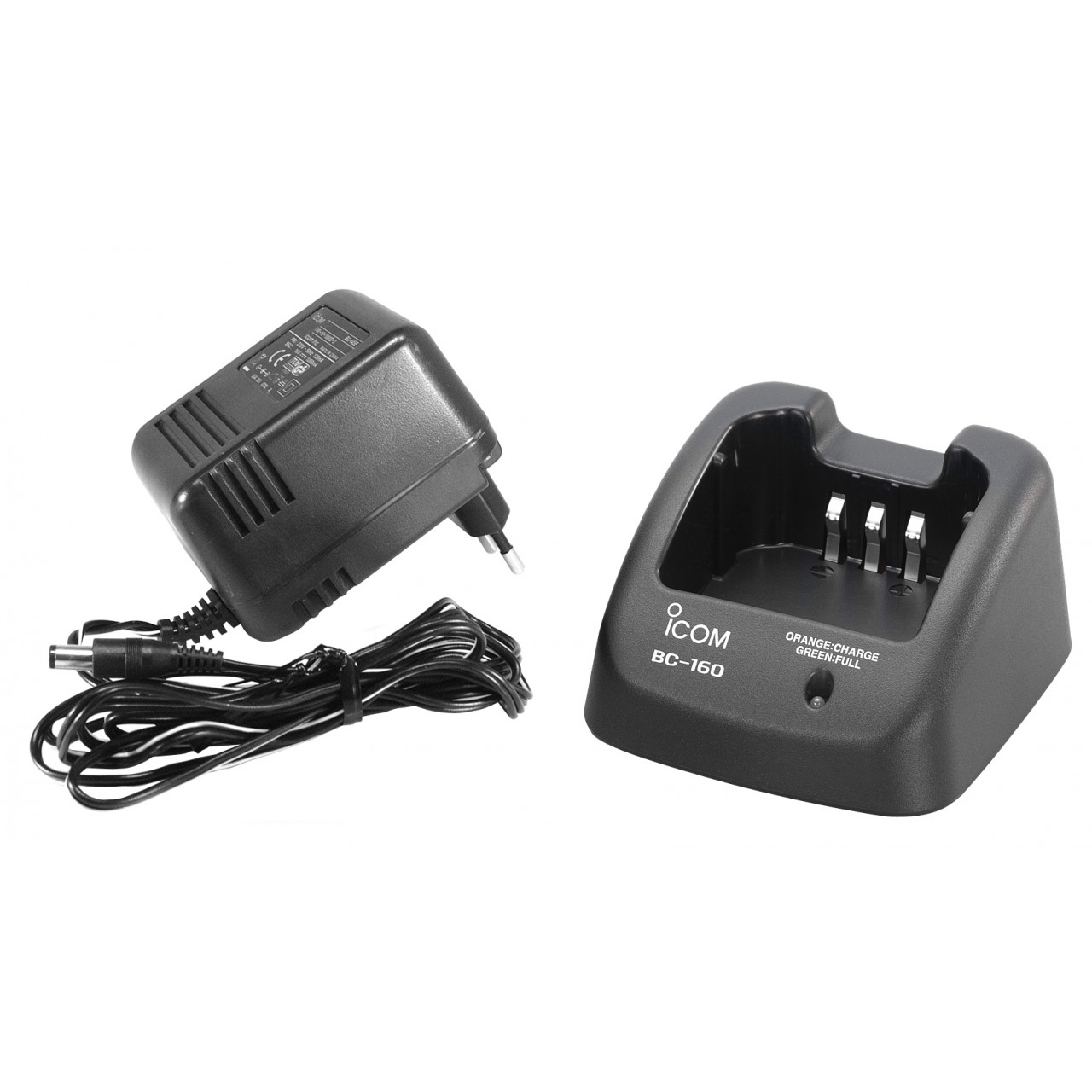 BC-160 Chargers and alimentations - ICOM