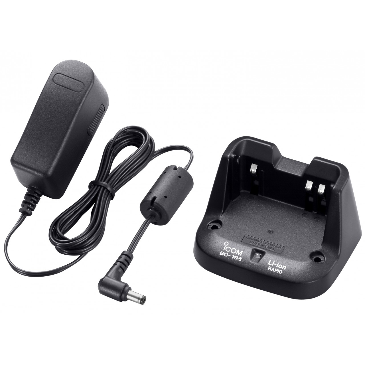 BC-193 Chargers and alimentations - ICOM