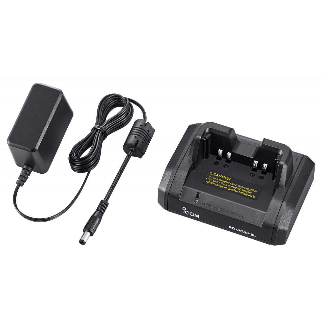 BC-202IP3L Chargers and alimentations - ICOM