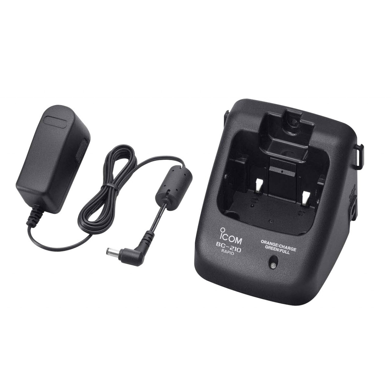 BC-210 Chargers and alimentations - ICOM