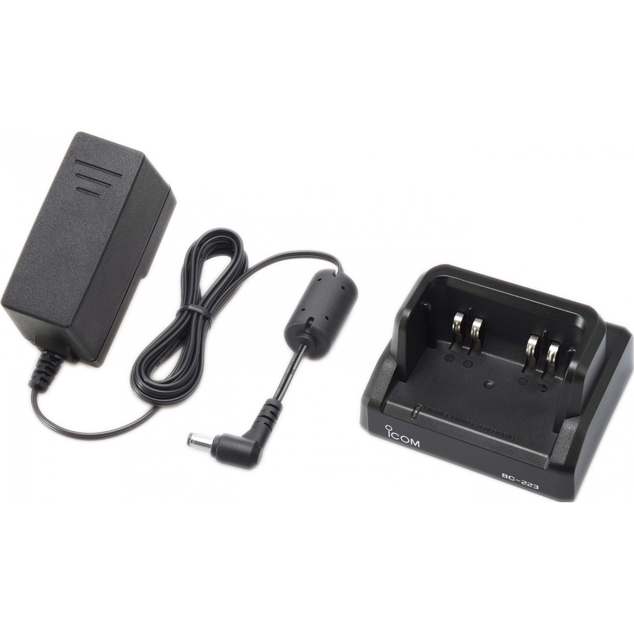BC-223 Chargers and alimentations - ICOM