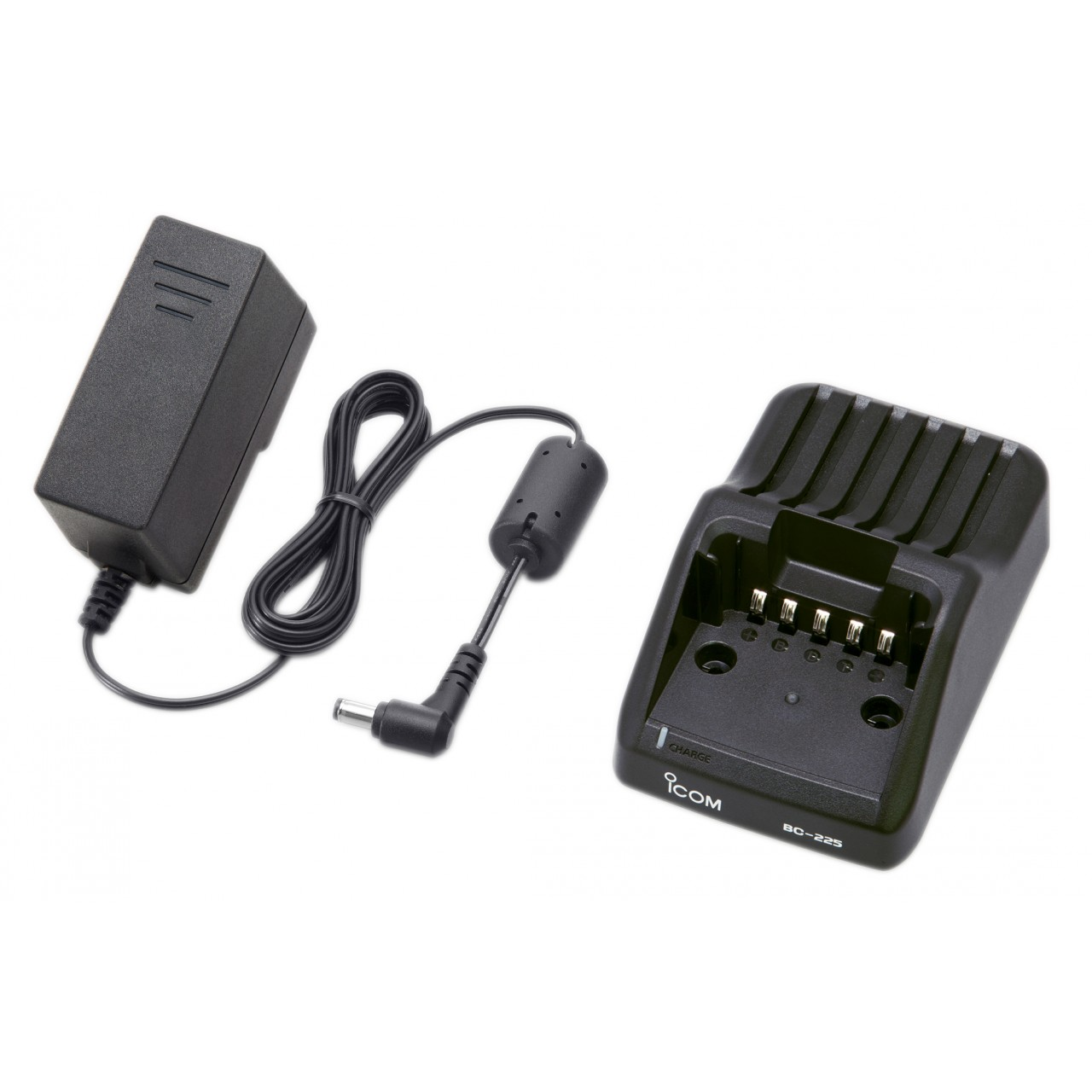 BC-225 Chargers and alimentations - ICOM