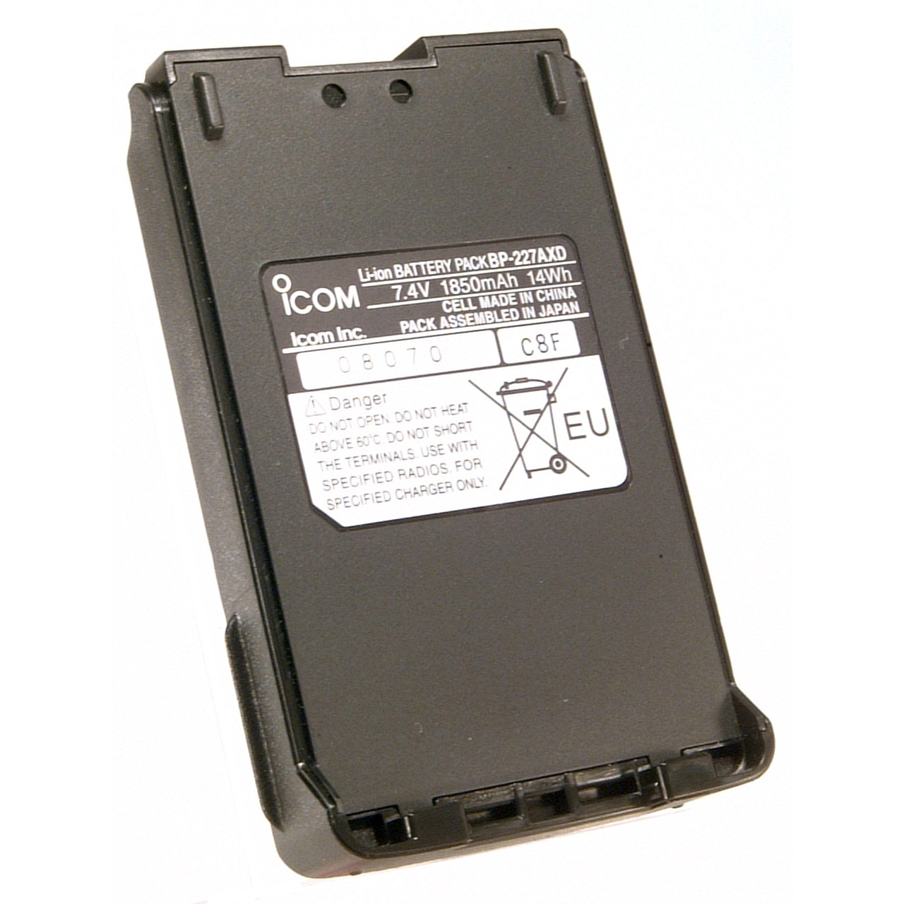 BP-227AXD Batteries - ICOM
