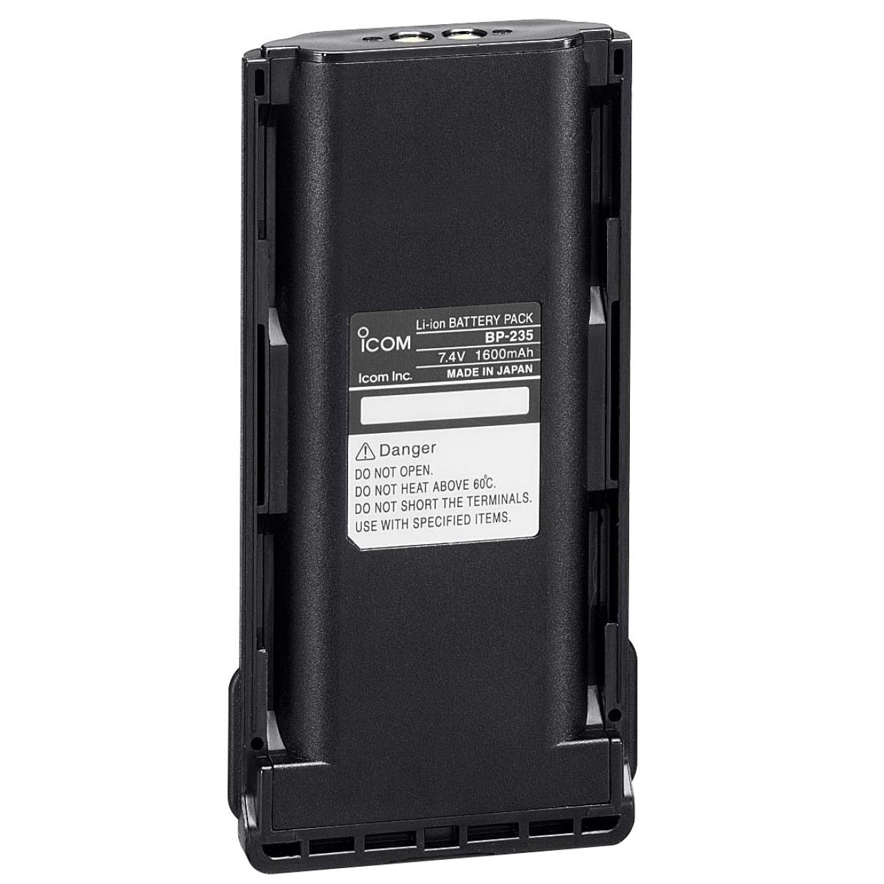 BP-235 Batteries et boitiers piles - ICOM