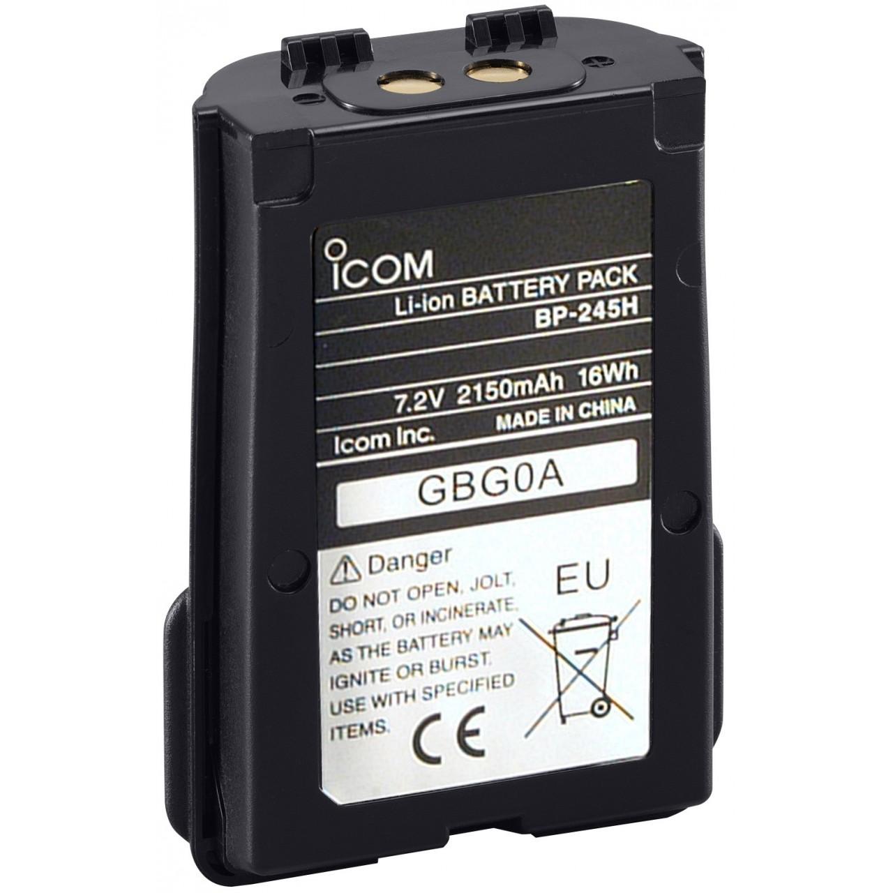 BP-245H Batteries - ICOM