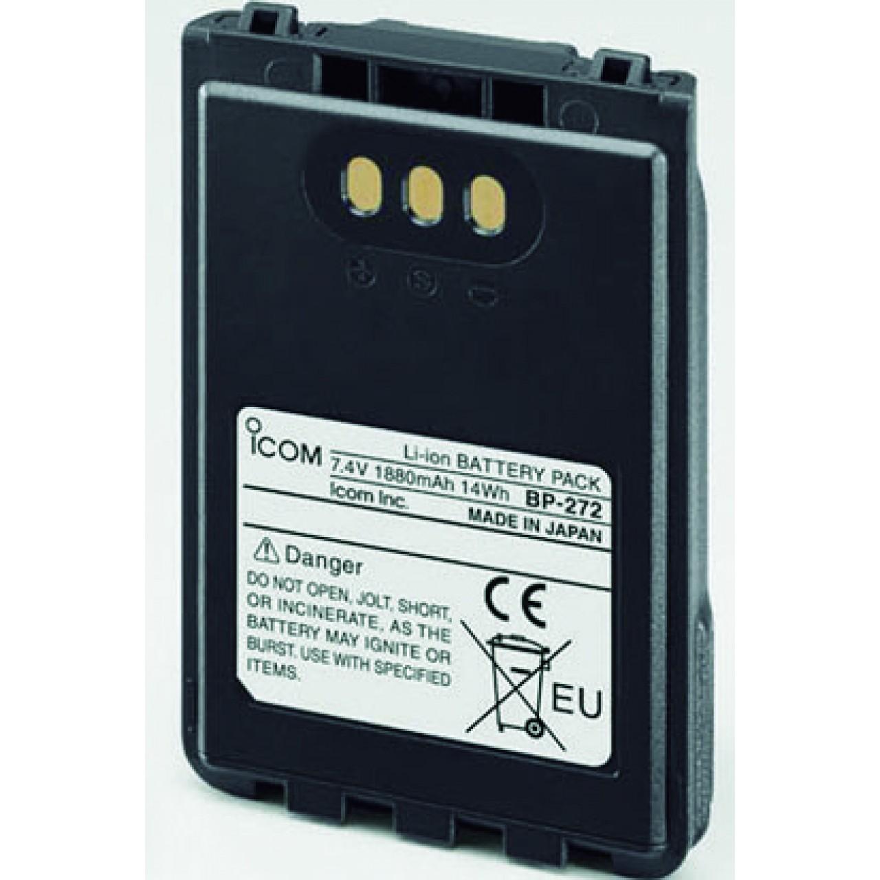 BP-272 Batteries - ICOM