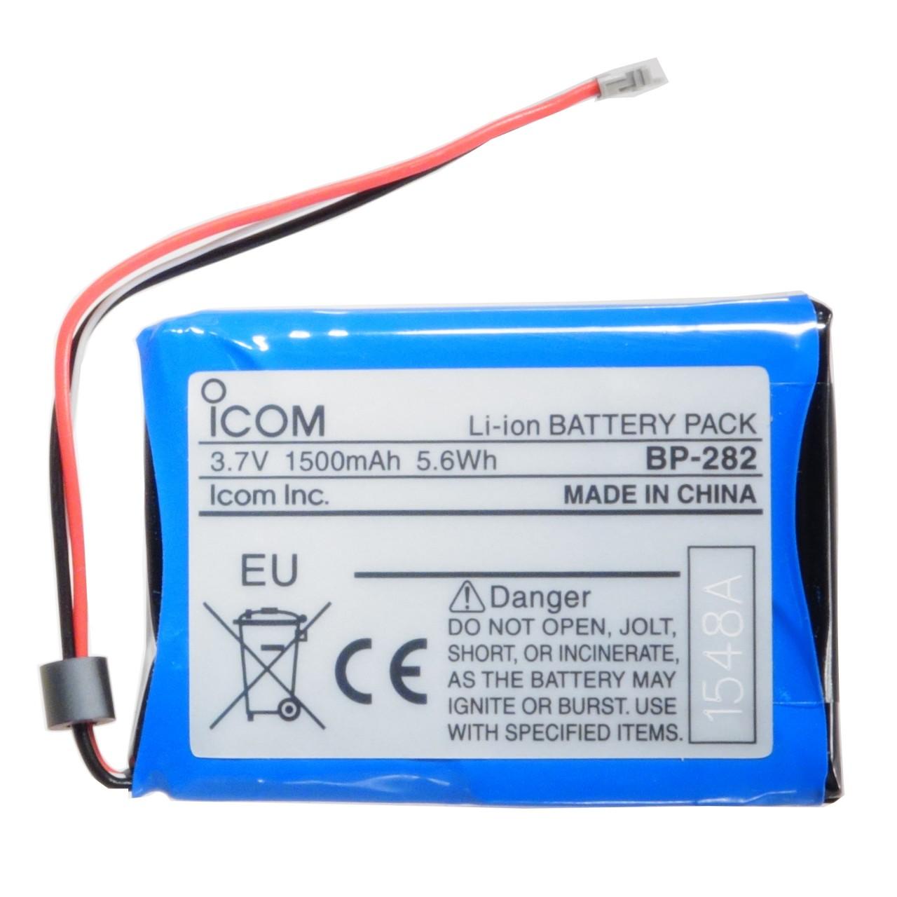 BP-282 Batteries - ICOM