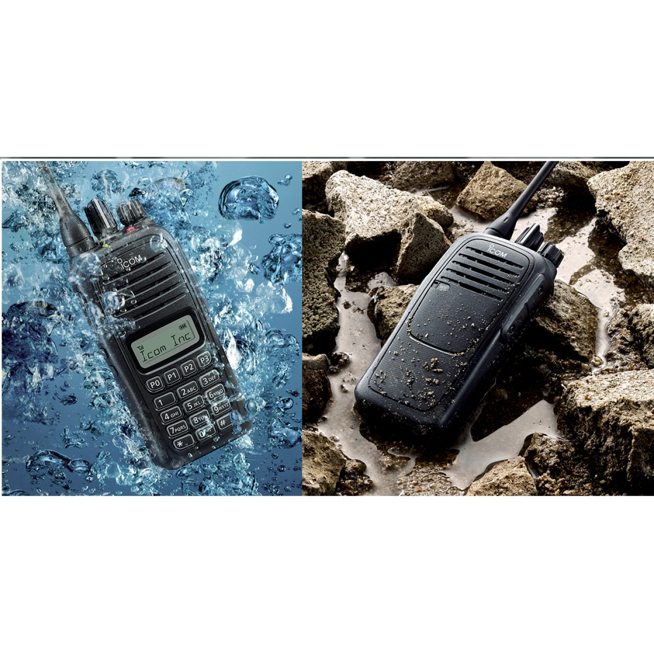 IC-F1000S Handhelds - ICOM