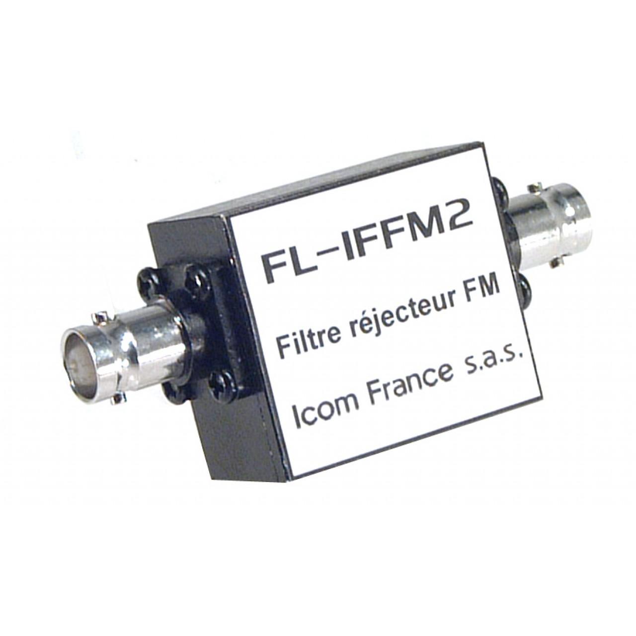 FL-IFFM2 Platines et filtres - ICOM