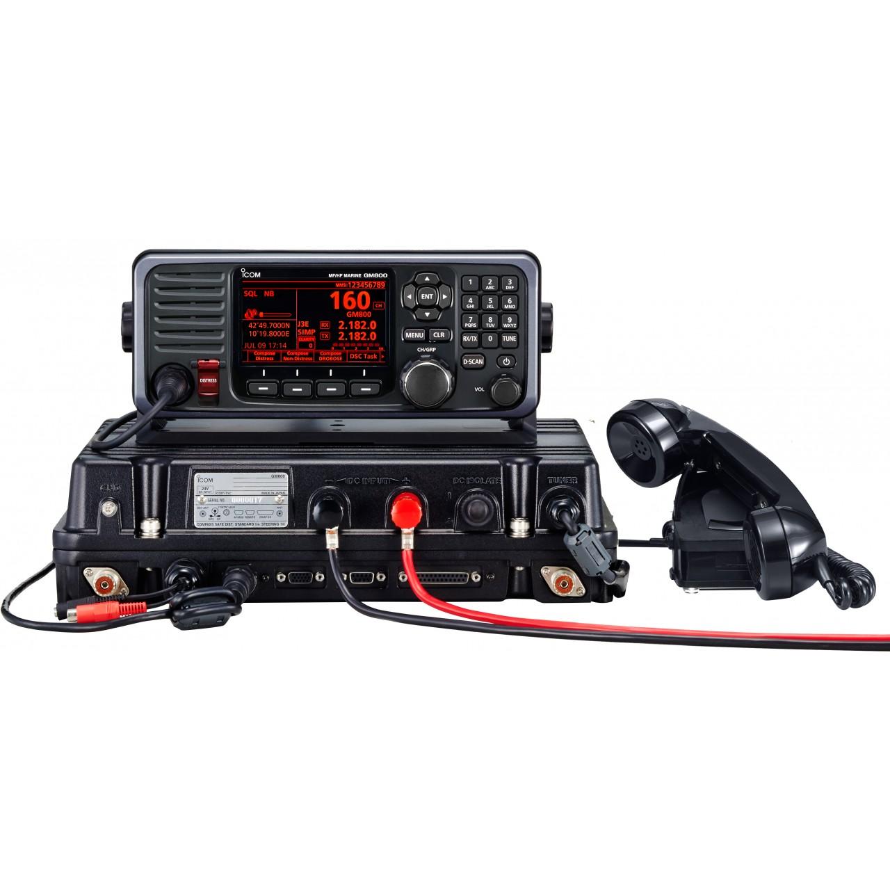 GM800 BLU - ICOM