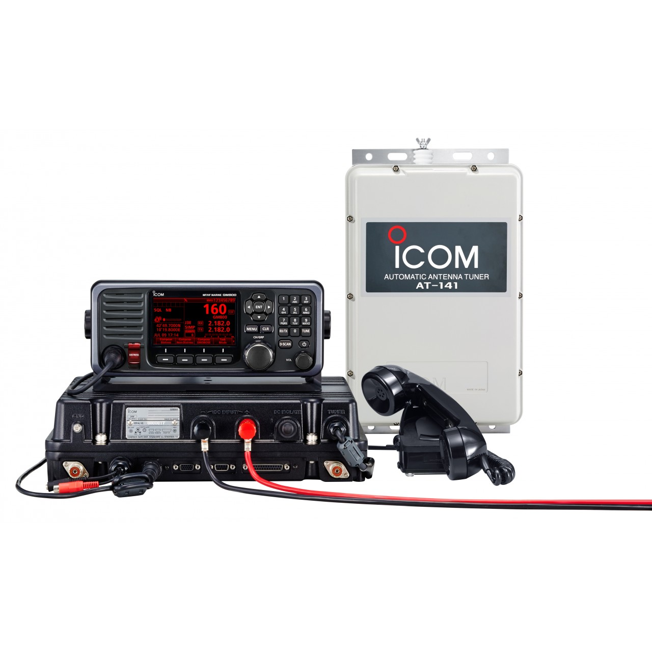 PACK-GM800 BLU - ICOM