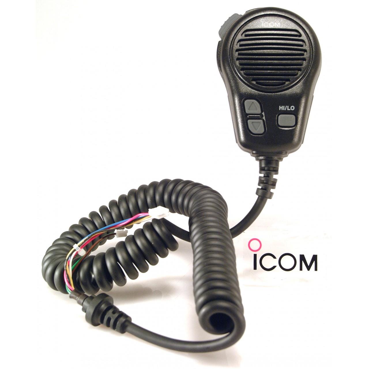 HM-126B Microphones - ICOM