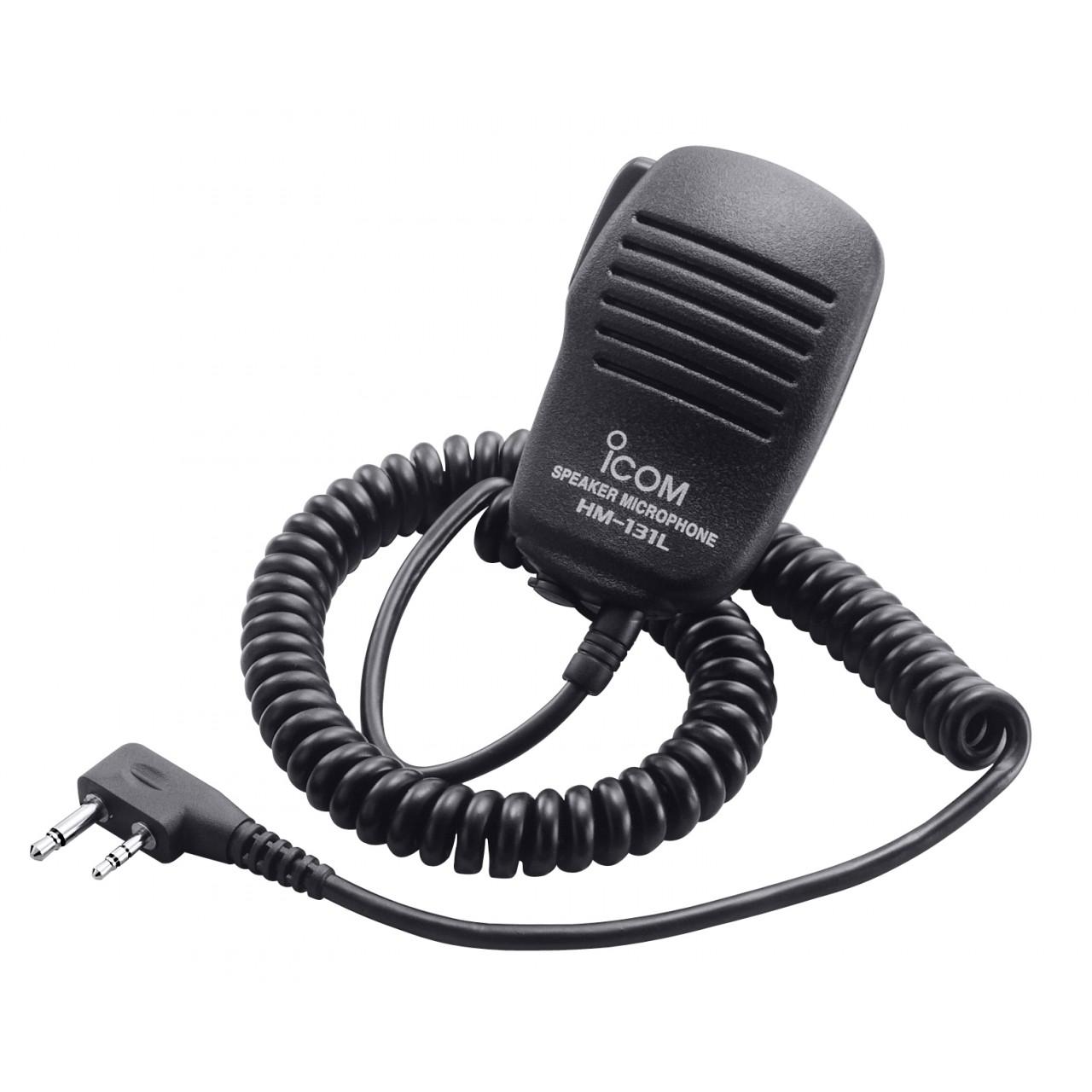 HM-131L Microphones - ICOM