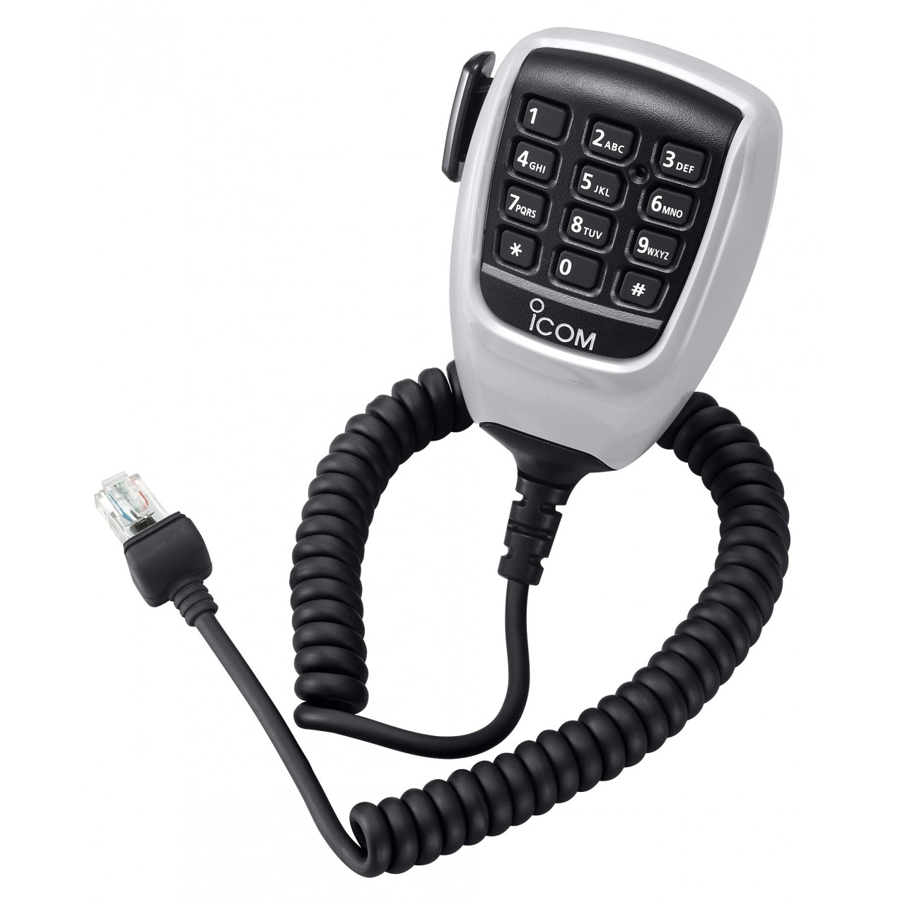 HM-148T Microphones - ICOM