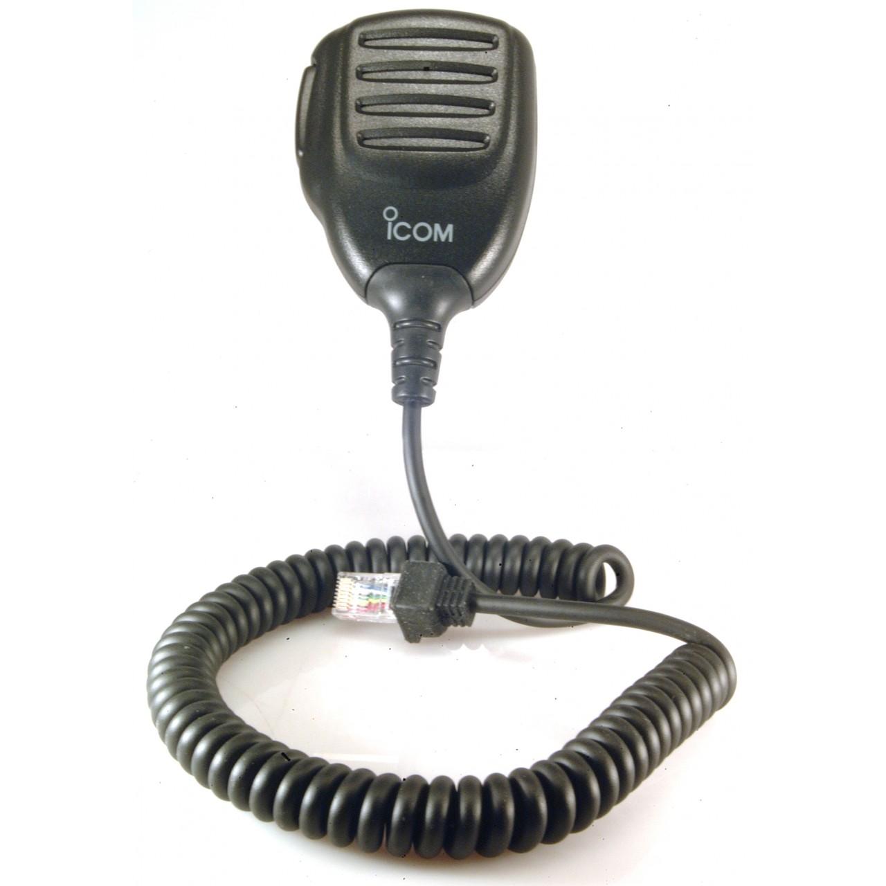 HM-161 Microphones - ICOM
