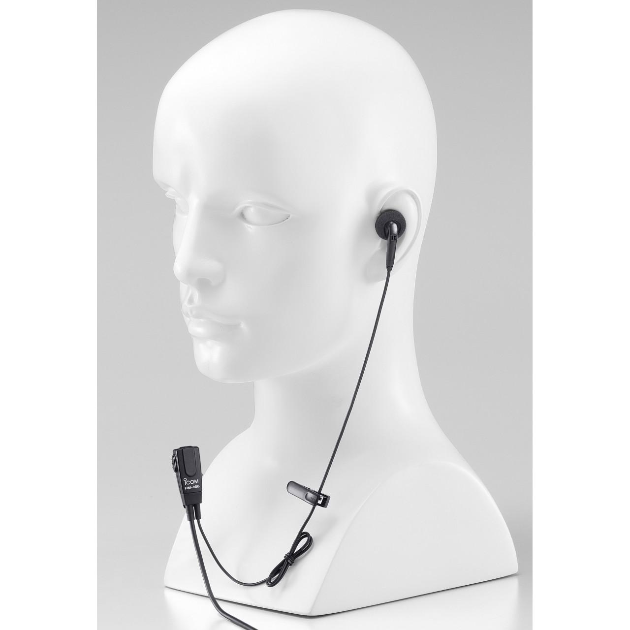 HM-166 Microphones - ICOM