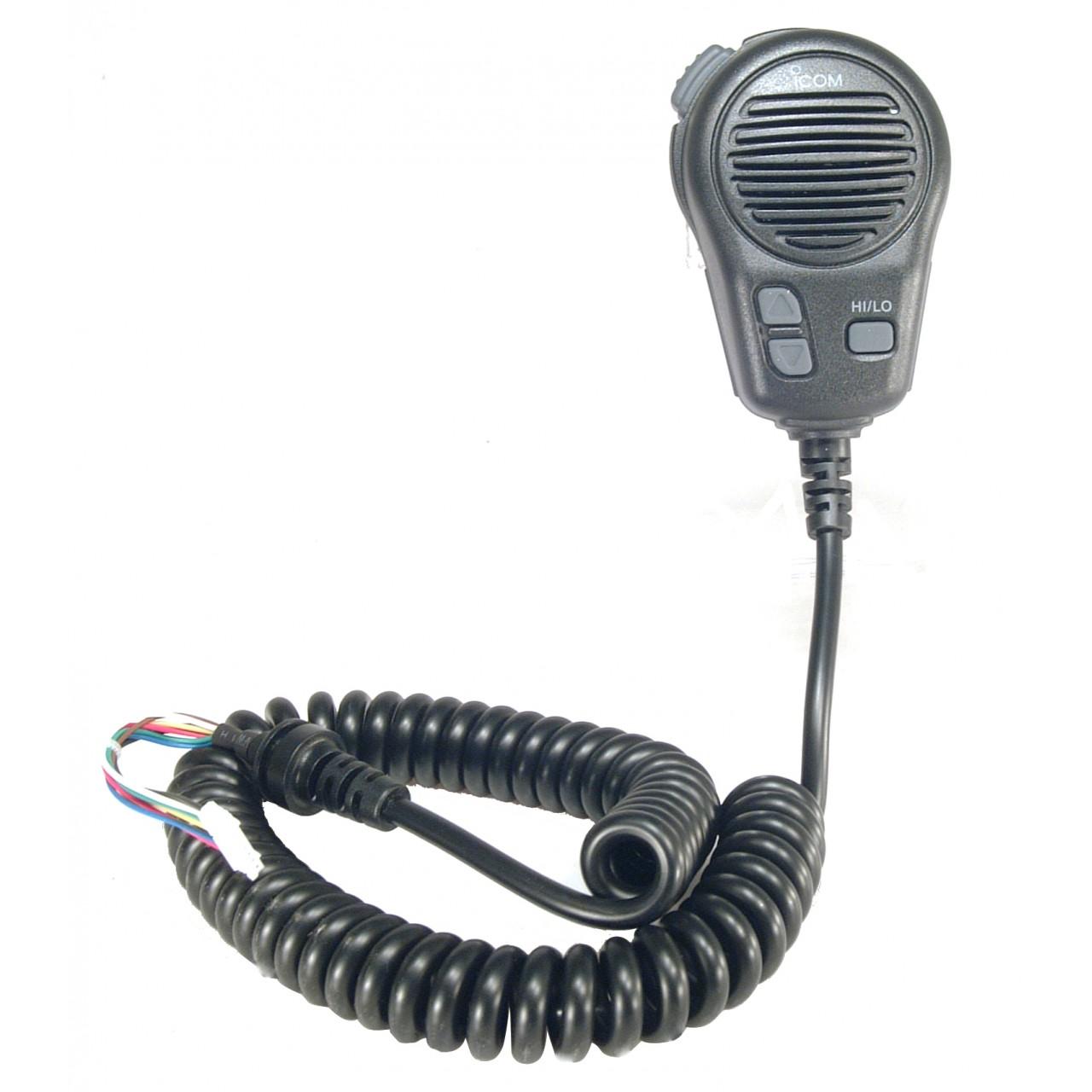 HM-196B Microphones - ICOM