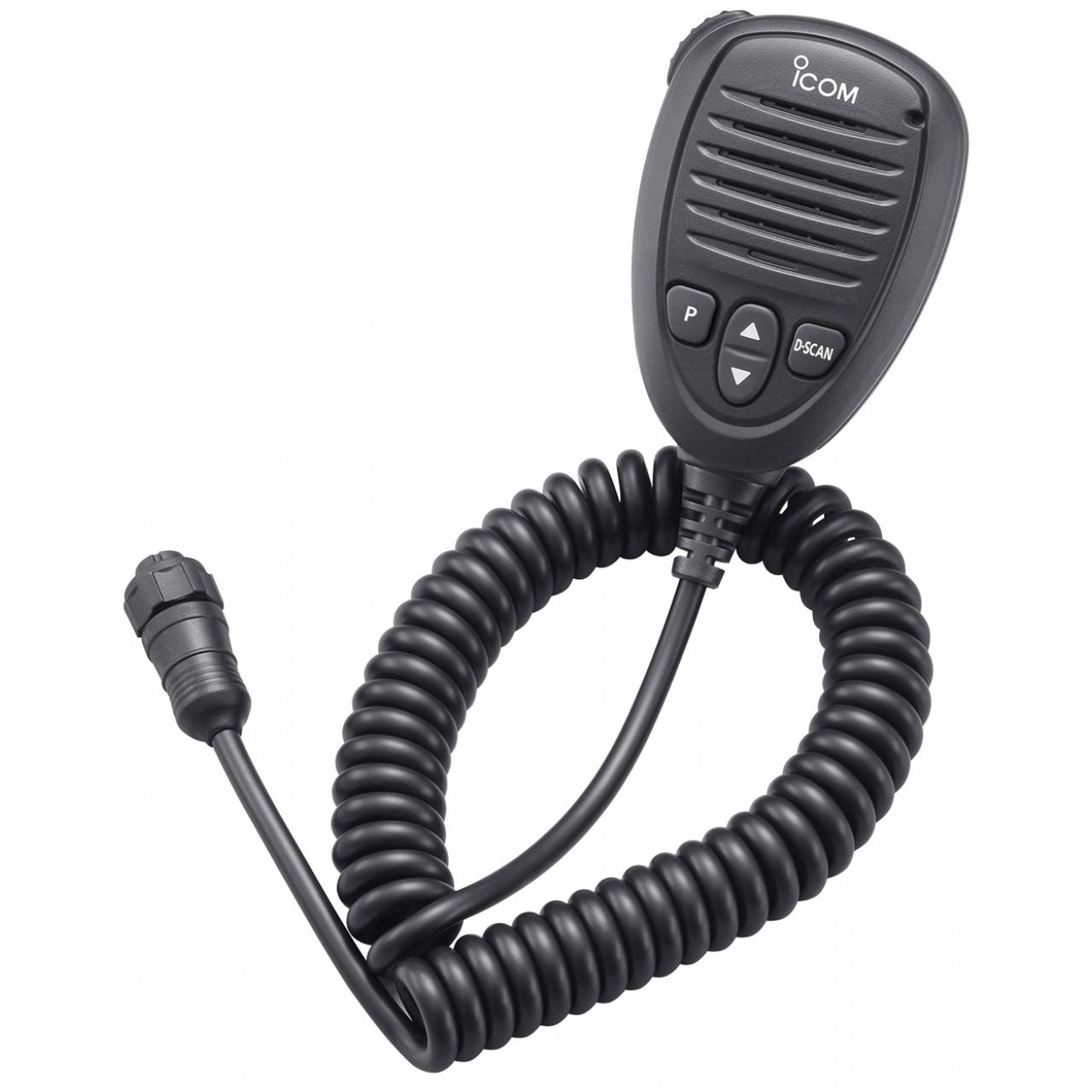 HM-214H Microphones - ICOM