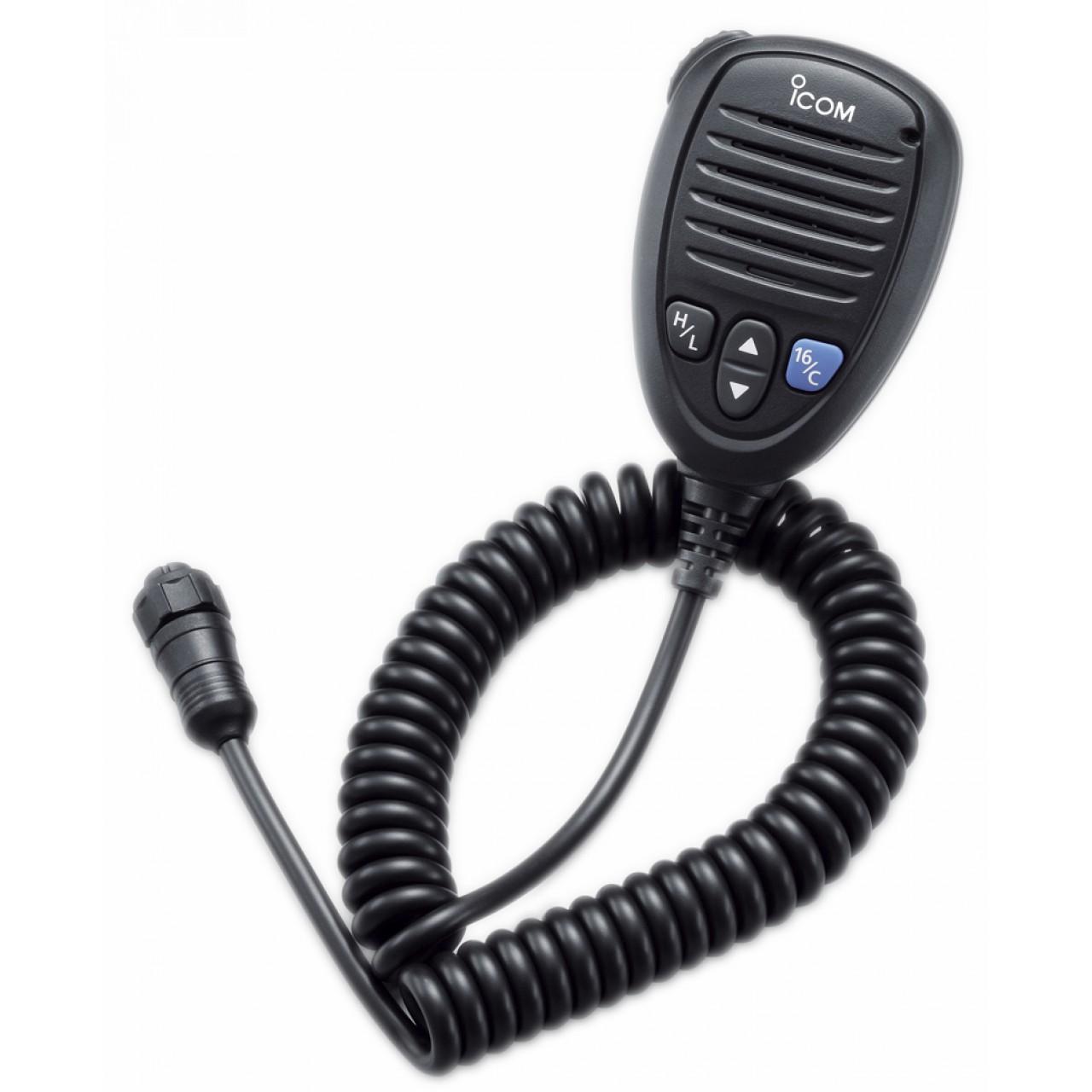 HM-214V Microphones - ICOM