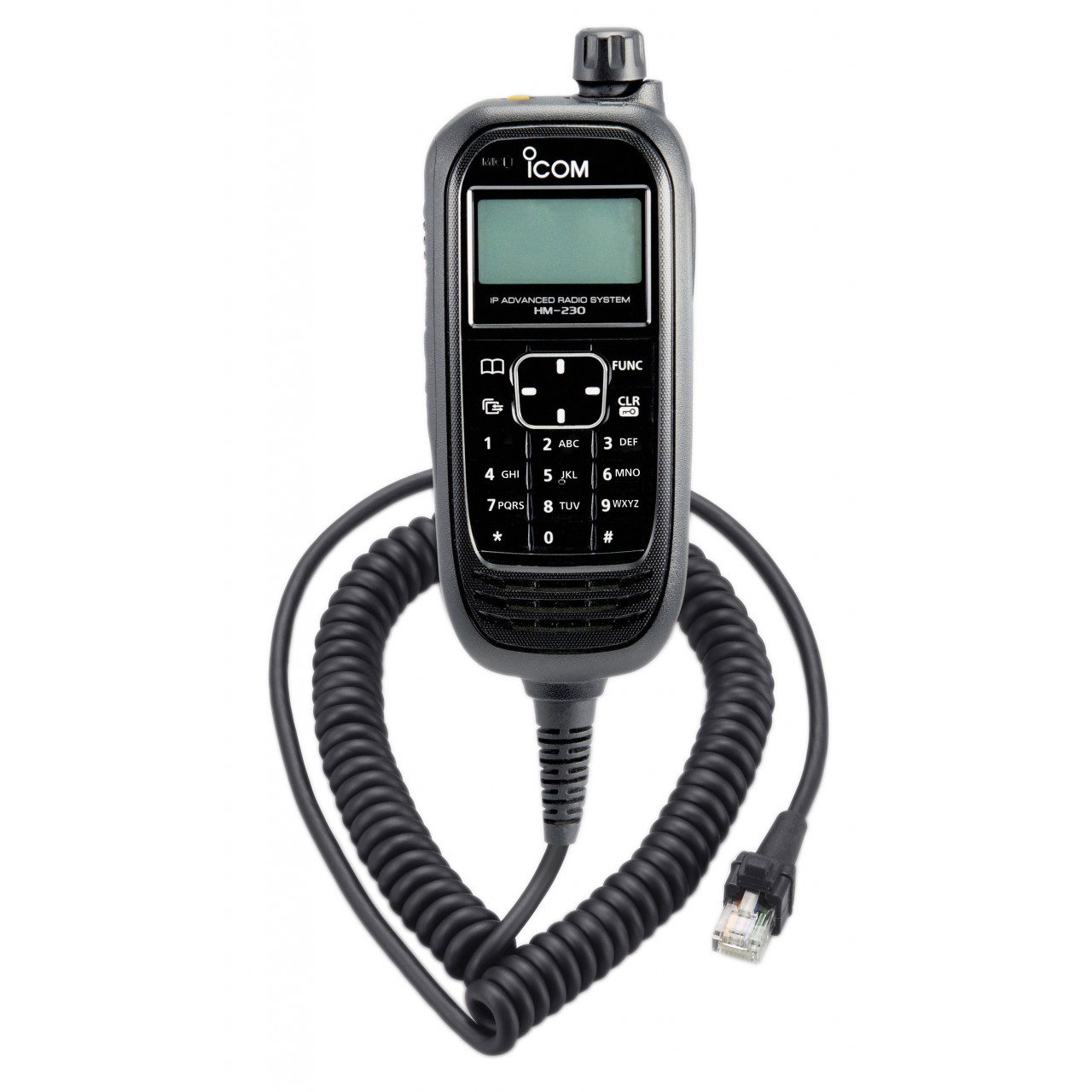 HM-230HB Microphones - ICOM