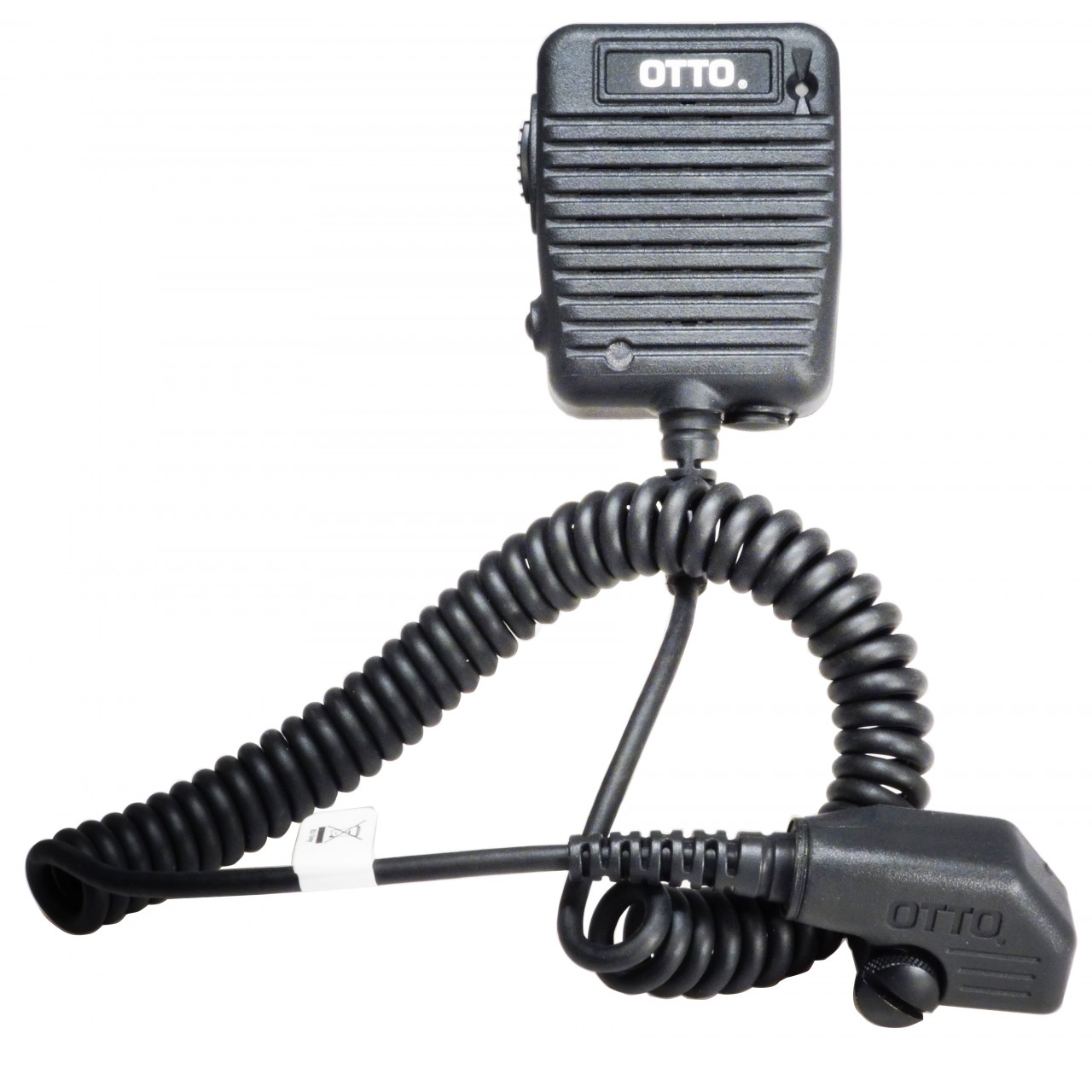 HM-OTV214P Microphones - ICOM