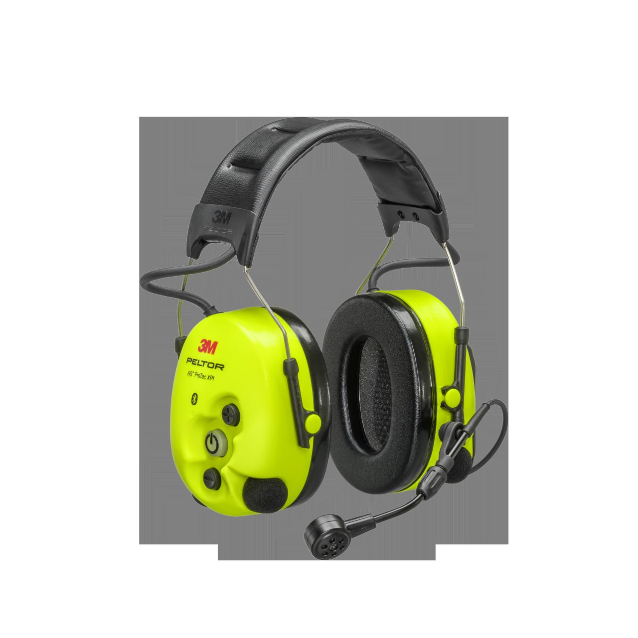 Photo casque anti-bruit actif HS-PEACSTB-FLEX