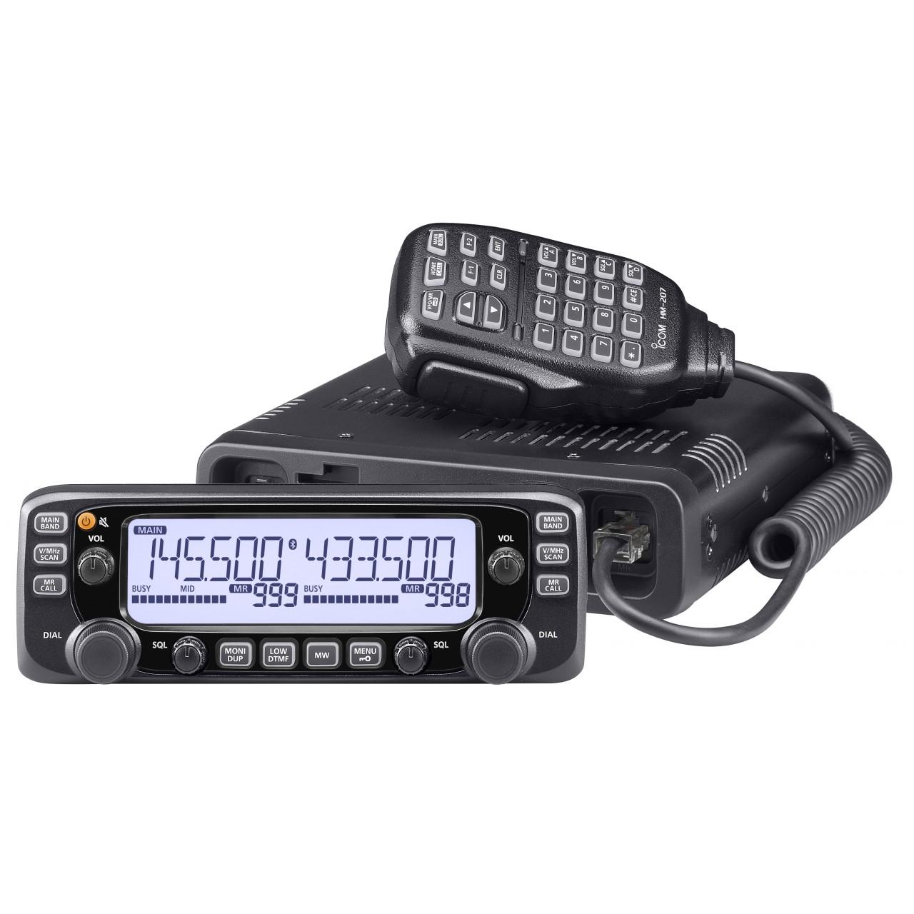 IC-2730E Mobiles - ICOM