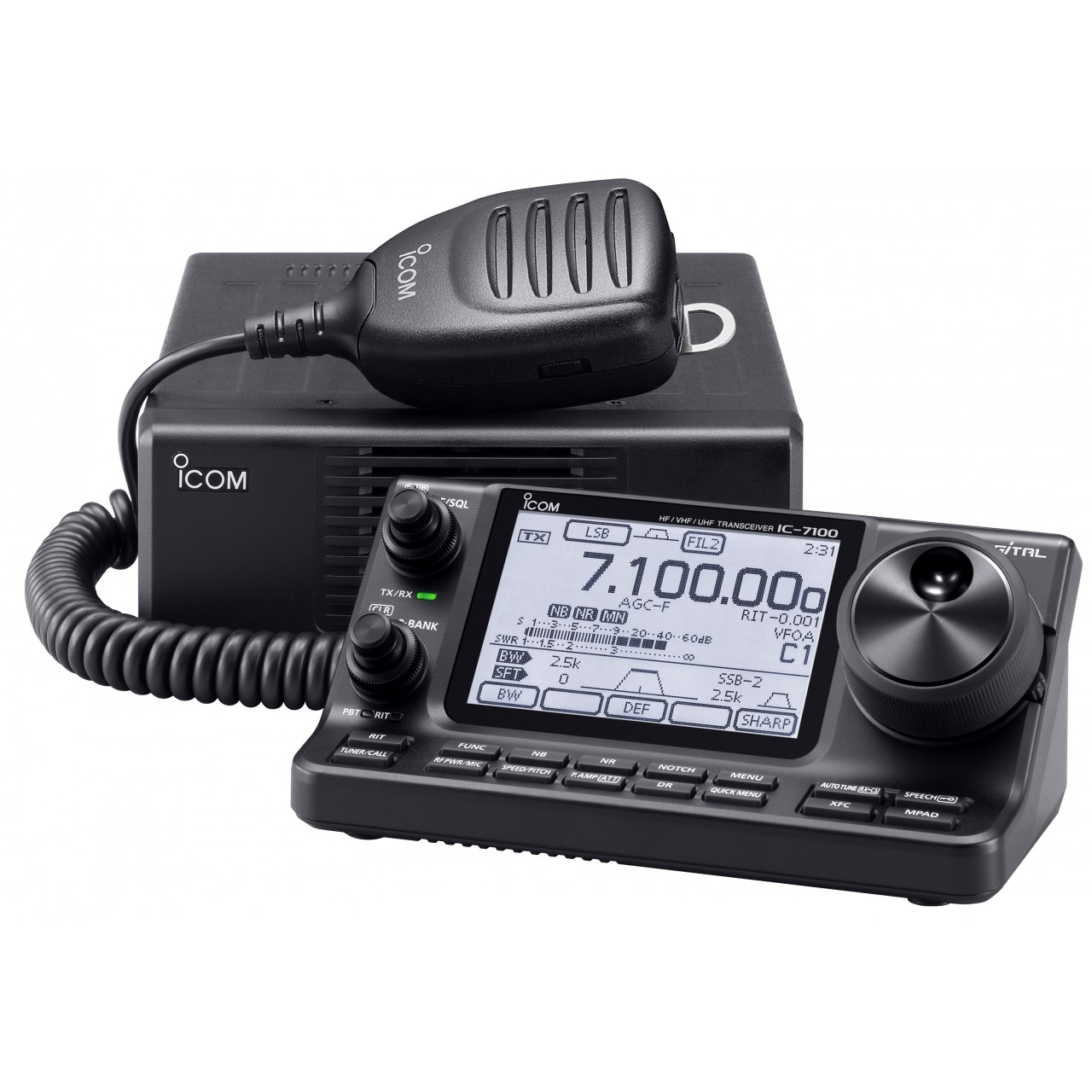 Photo IC-7100