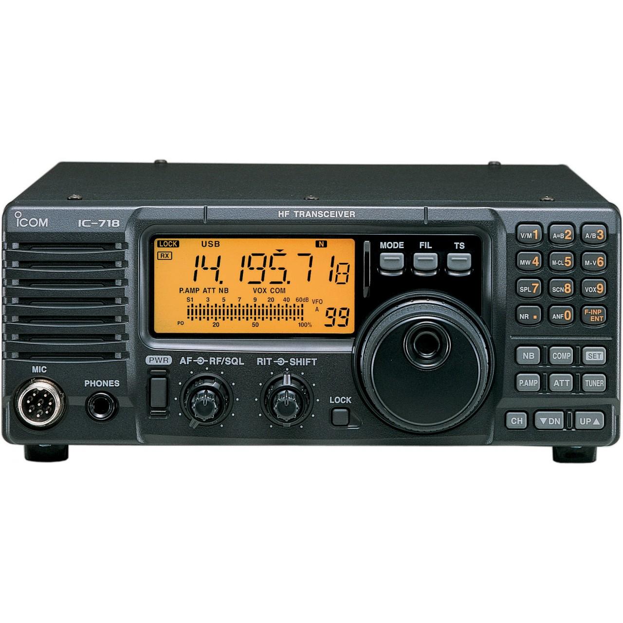 PACK-718 Bases - ICOM