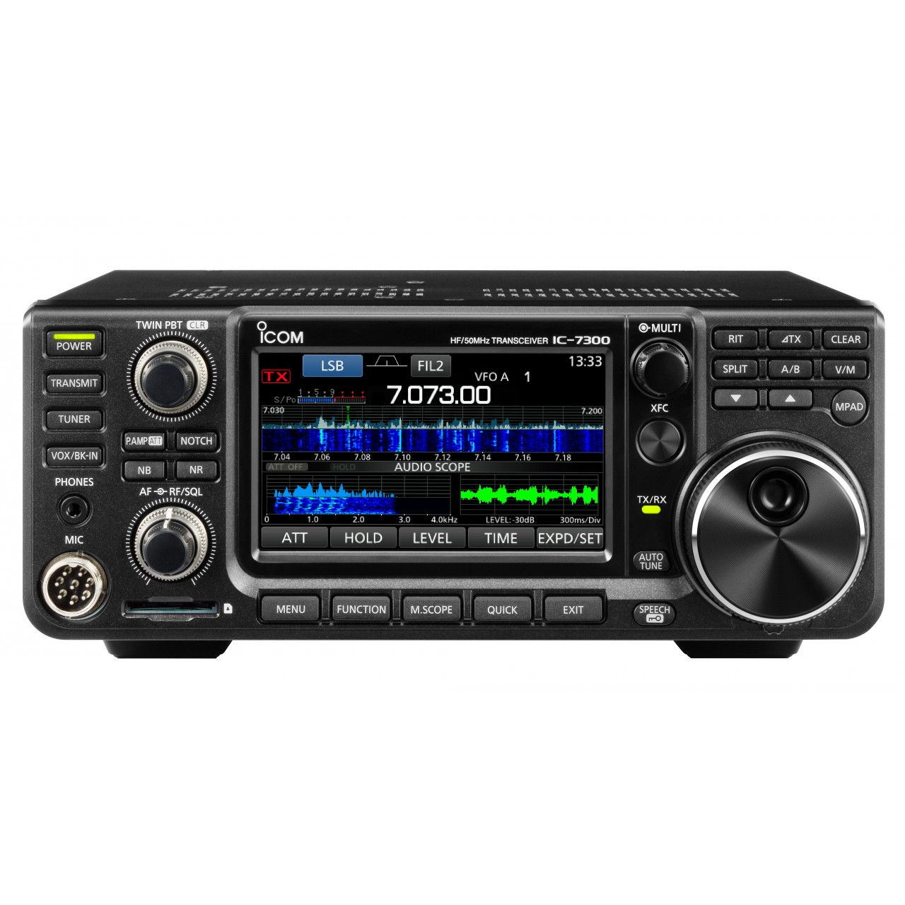 IC-7300 Fixed stations / HF - ICOM