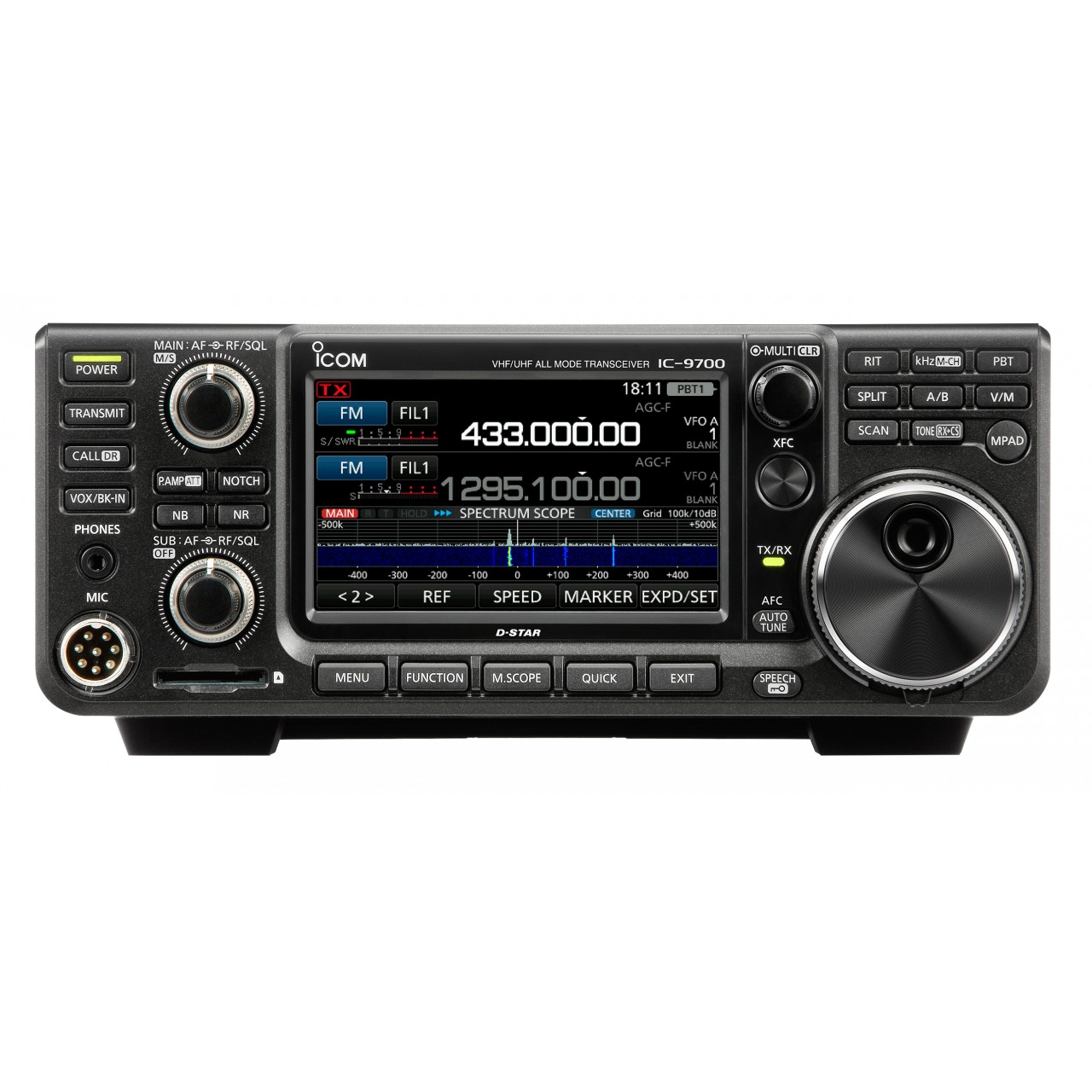 IC-9700 Fixed stations / HF - ICOM