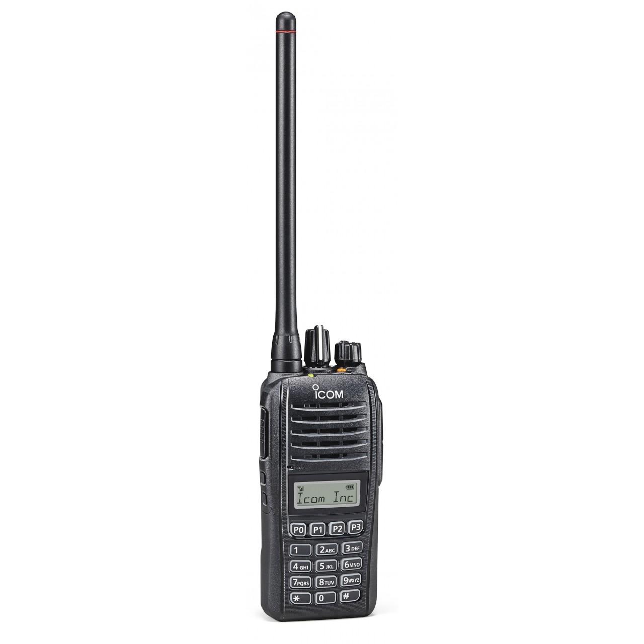 IC-F1000T Handhelds - ICOM