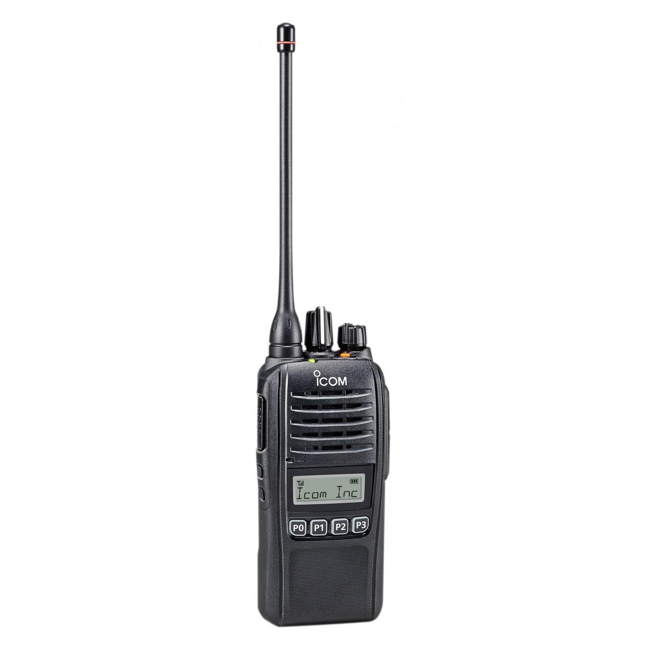 IC-F2000S Handhelds - ICOM