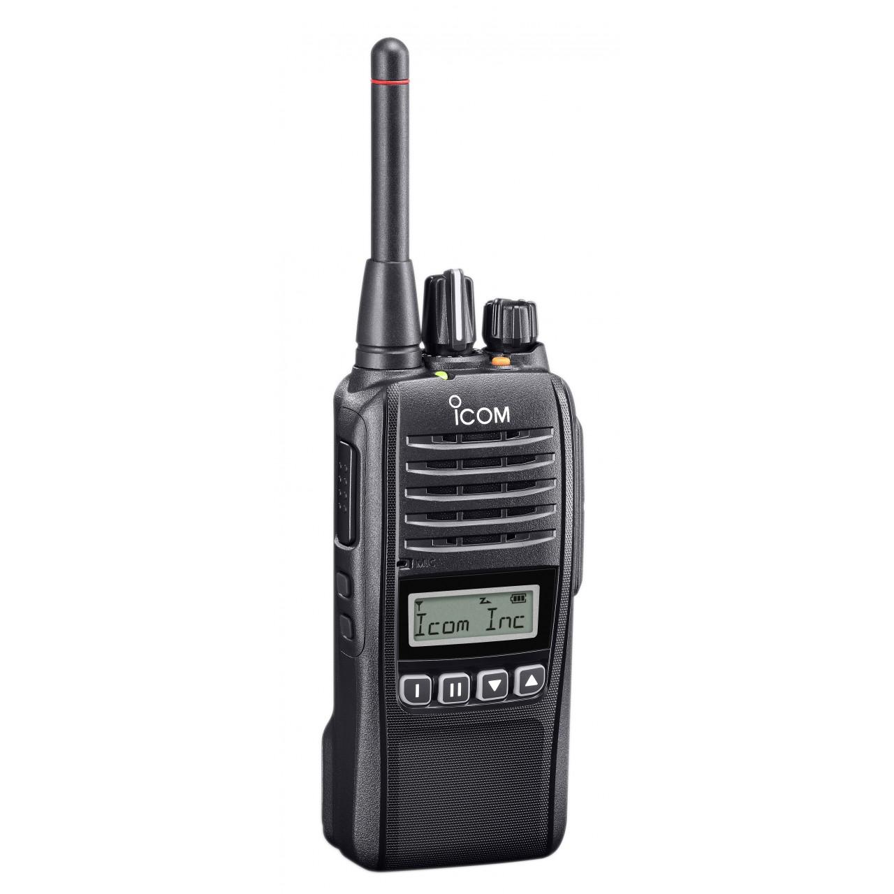 IC-F29SDR Handhelds - ICOM
