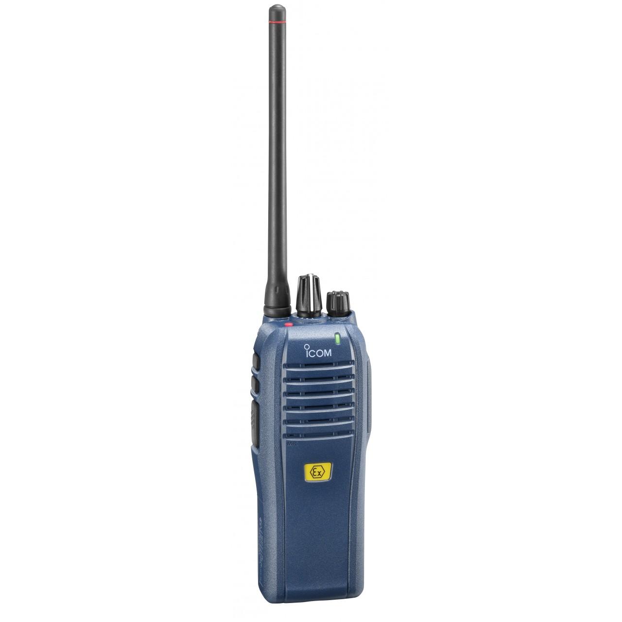 IC-F3202DEX Handhelds - ICOM