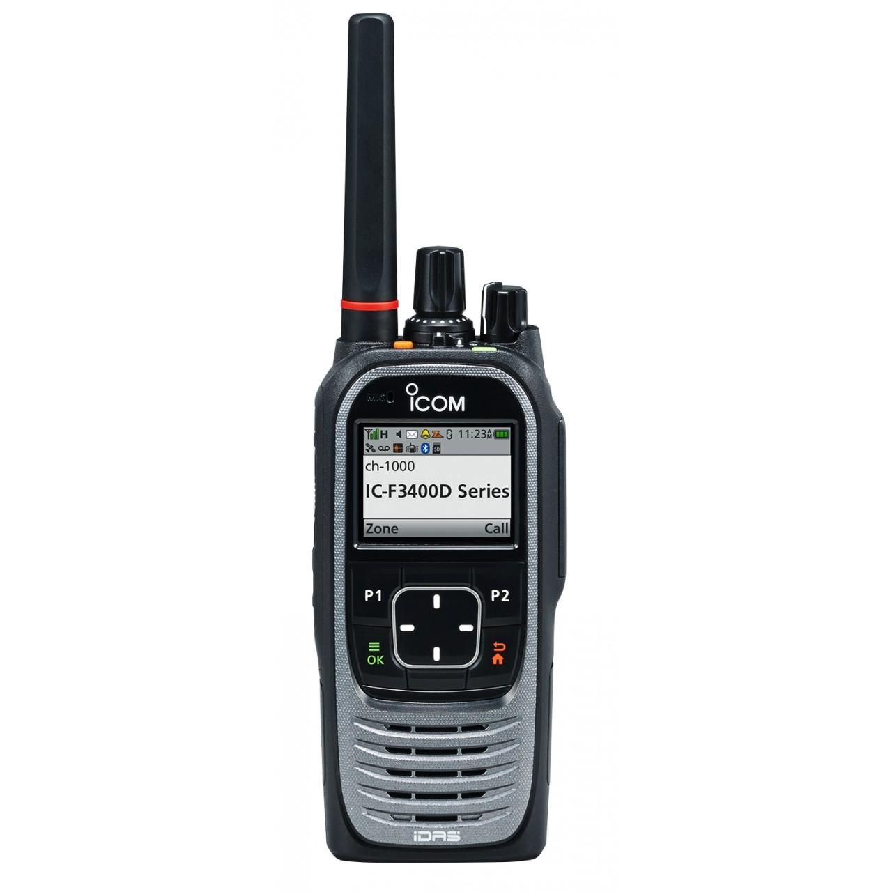 IC-F4400DS Portatifs - ICOM