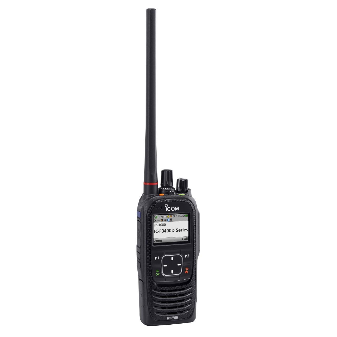 IC-F3400DS Handhelds - ICOM