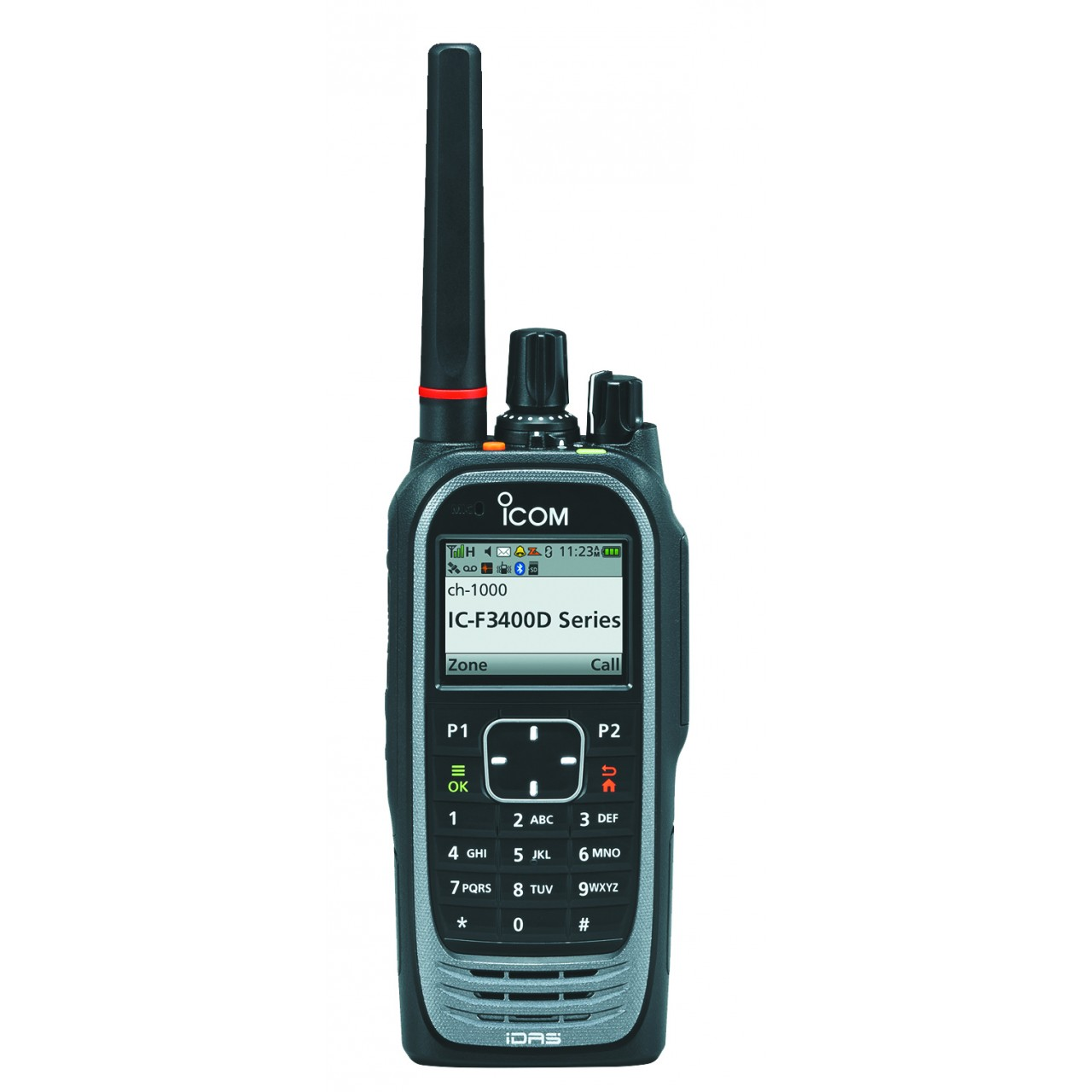 IC-F3400DP SERIE  - ICOM