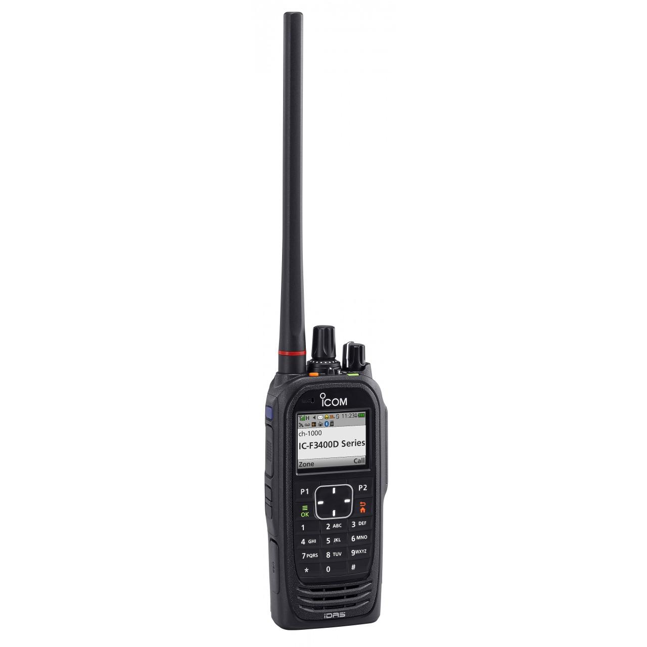 IC-F3400DT Portatifs - ICOM