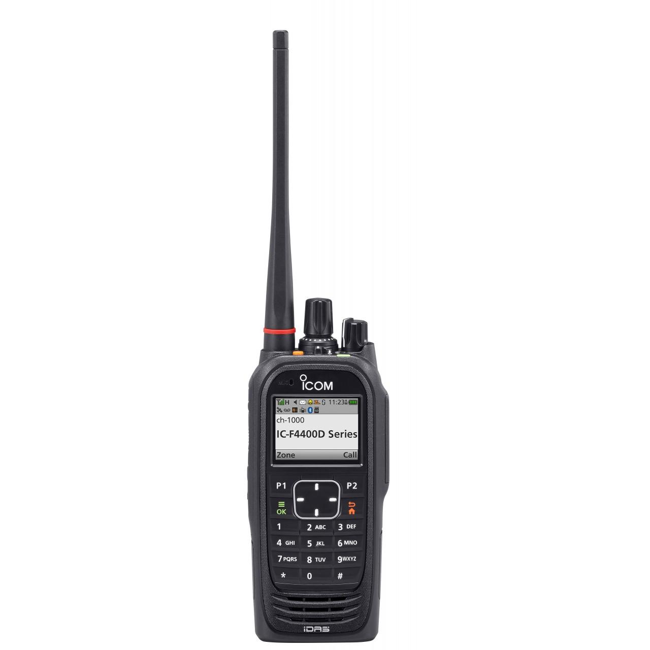 IC-F4400DT Portatifs - ICOM