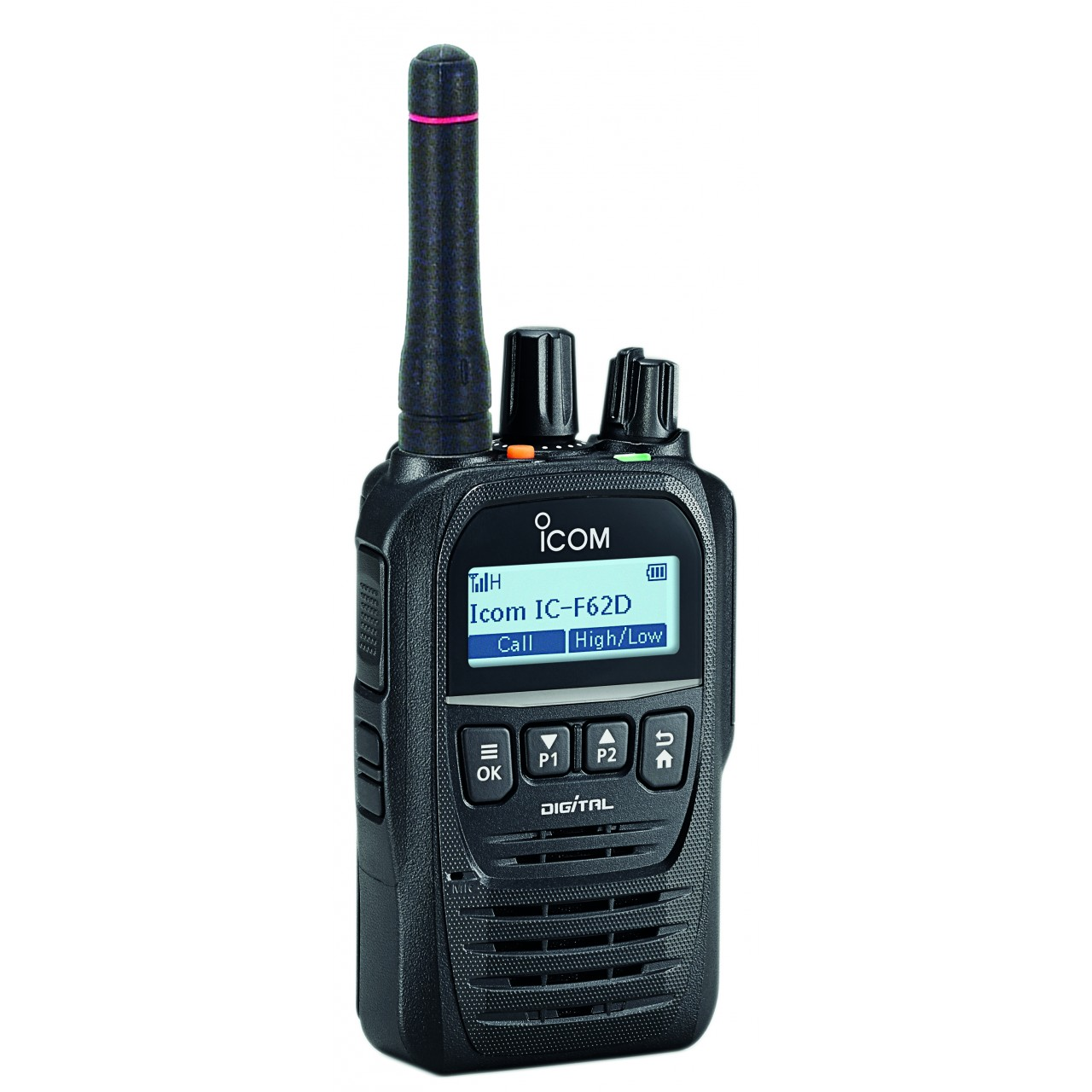 IC-F52D Handhelds - ICOM