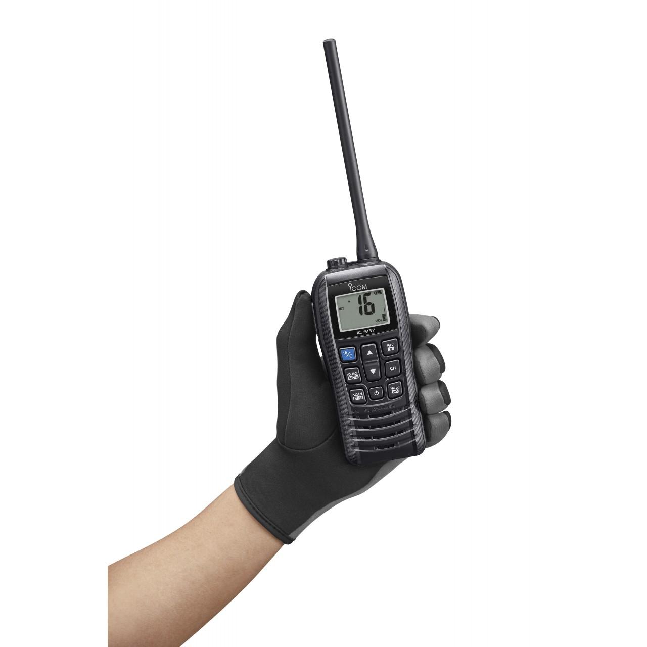 IC-M37E Handhelds - ICOM