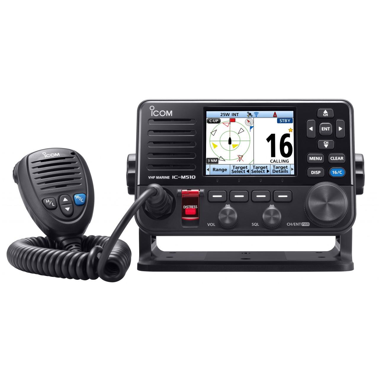 VHF marine IC-M510E