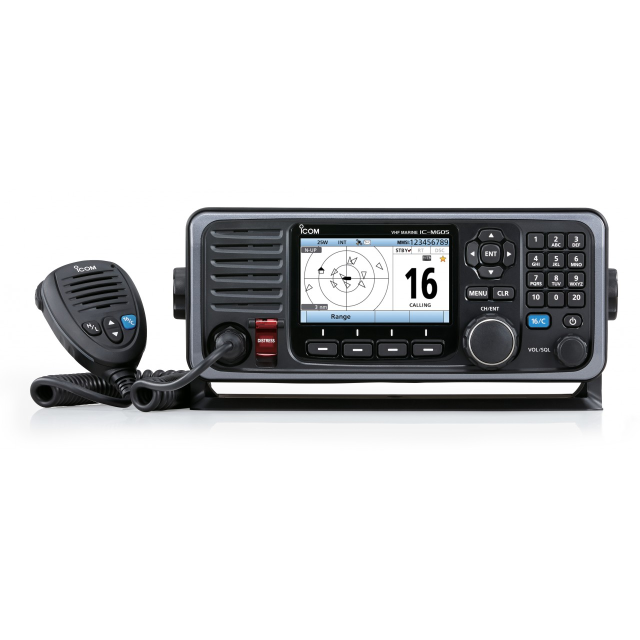 IC-M605EURO Fixes - ICOM