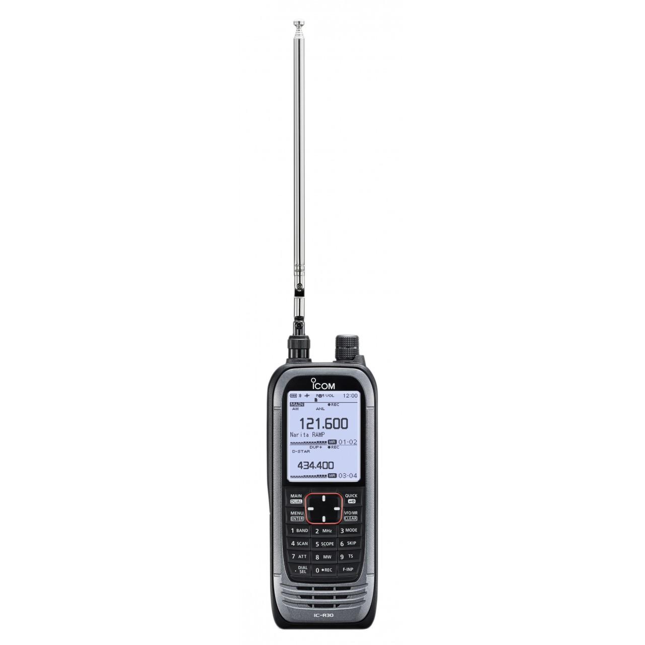 IC-R30 Handhelds - ICOM