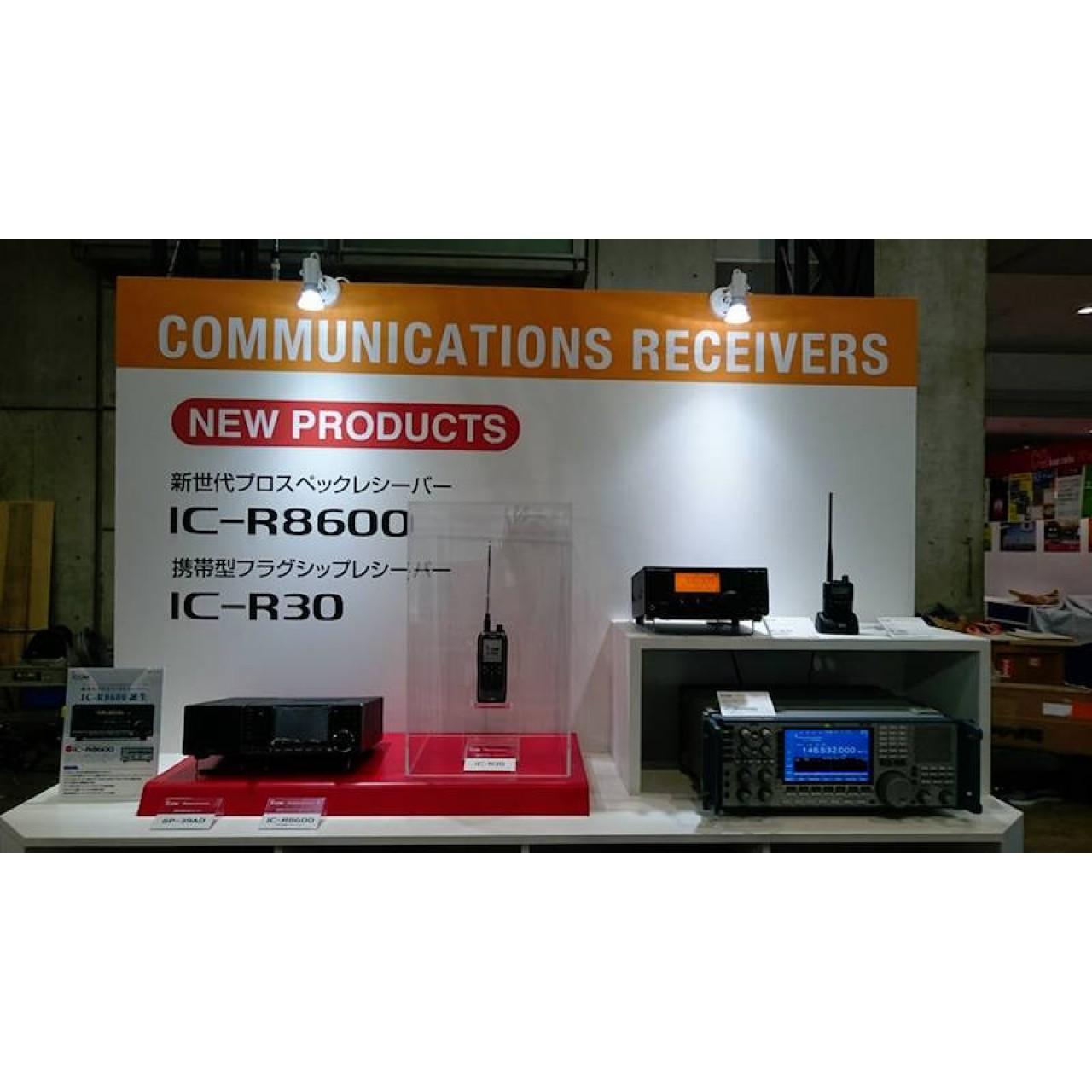 IC-R8600 Bases - ICOM