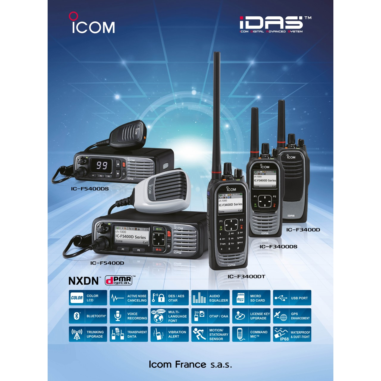 IDAS poster